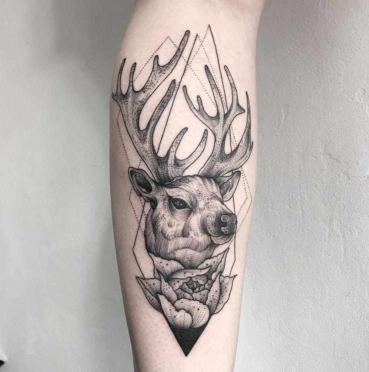 Best 25+ Flower Leg Tattoos Ideas On Pinterest