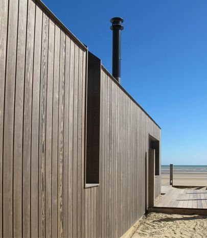 Kebony Beach Houses, Camber Sands