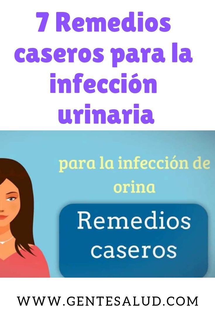 7 Remedios Caseros Para La Infección Urinaria Remedios Remedios Caseros Urinarios