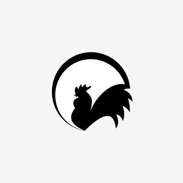 Ayam Ikon Vector Ayam Siluette Vintage Logo Poster Cetak Retro Untuk Daging Kedai Daging Ayam Hen Siluet Logo Template Untuk Daging Kedai Daging Kedai Terpencil In 2021 Chicken Icon Retro Logos