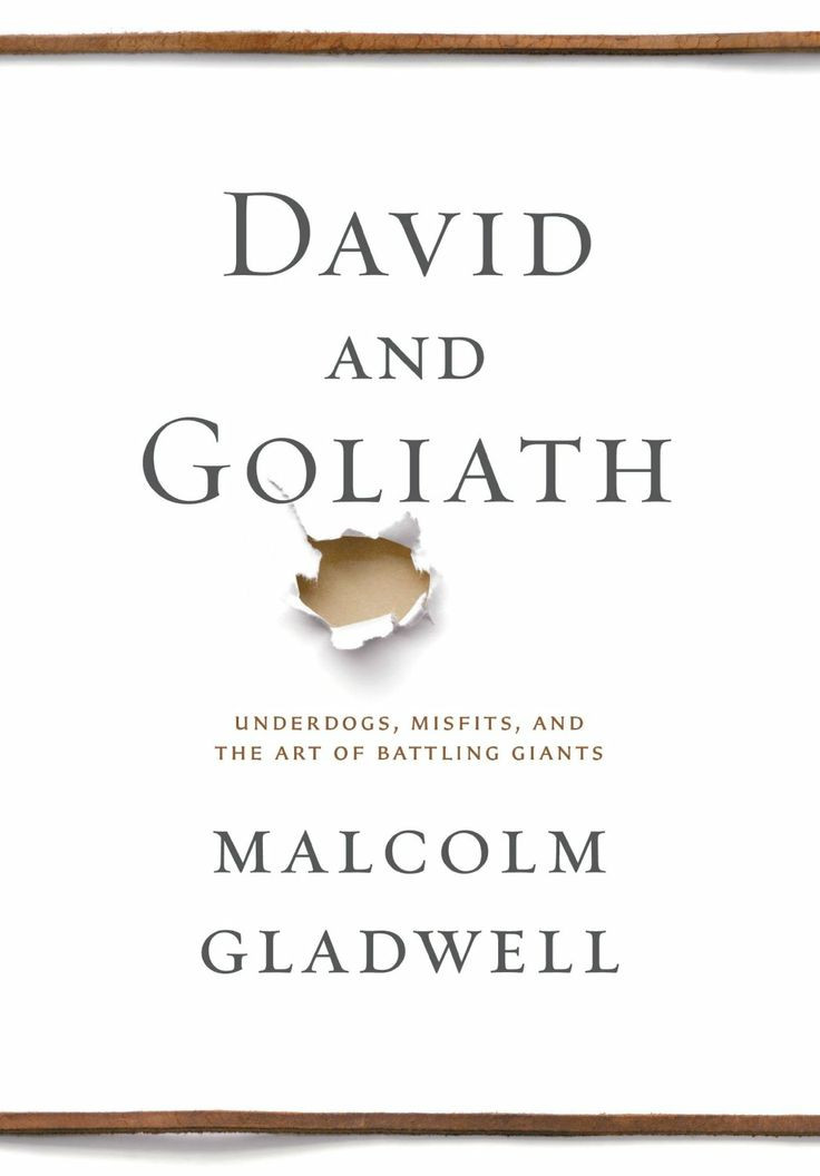 David and Goliath: Underdogs, Misfits, and the Art of Battling Giants  by Malcolm Gladwell ($7.99) - David and Goliath feels like an continuation of Malcolm Gladwell's other book Outliers. - I believe this book will change the way you think about business and life. - In the end, I felt these stories were stretching the theme of the book. http://www.amazon.com/exec/obidos/ASIN/B00BAXFAOW/hpb2-20/ASIN/B00BAXFAOW