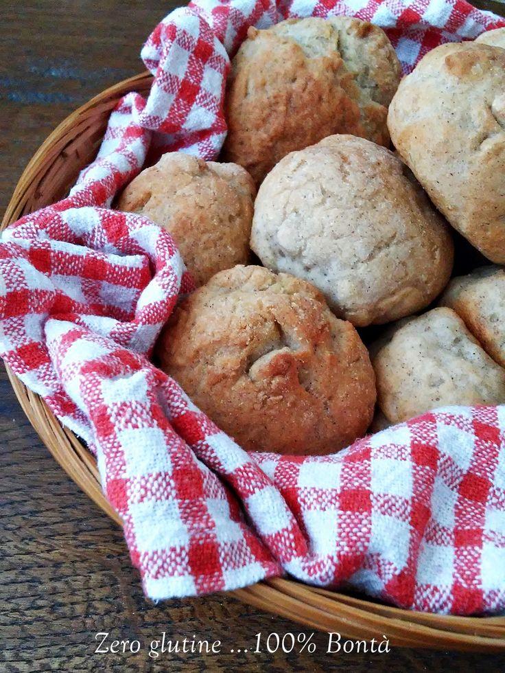 Panini rustici senza glutine