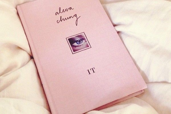 "alexa chung ""IT"" book review"