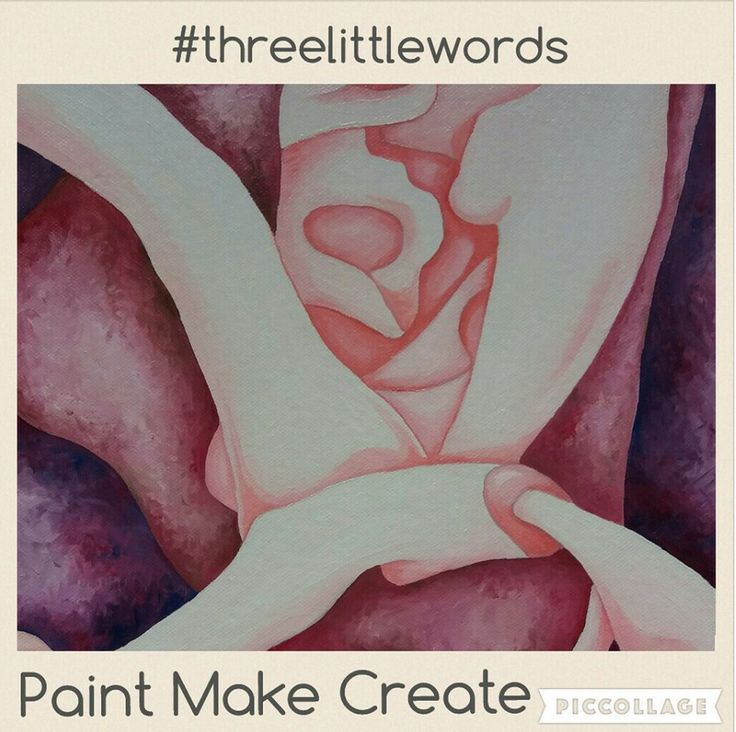 As part of our #threelittlewords project, these are the #threelittlewords by member artist Emma Connolly - Paint Make Create.  Emma creates wonderful intricate drawings, watercolour art, and oil paintings. Her work explores the theme of the internal body and the beauty of organic form. Her work is influenced by scientific diagrams of the human skeleton, medical journals, the drawings of Leonardo da Vinci and animal carcasses. #art #painting #artist #fineart #artwork #interiordesign #artwork