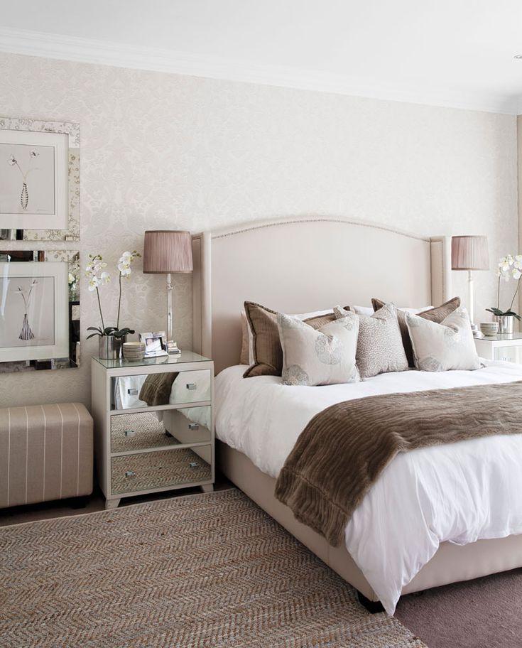 die besten 25+ creme schlafzimmer ideen auf pinterest - Schlafzimmer Beige Wei