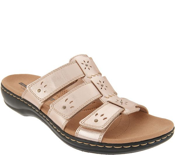QVC.com | Spring sandals, Clarks