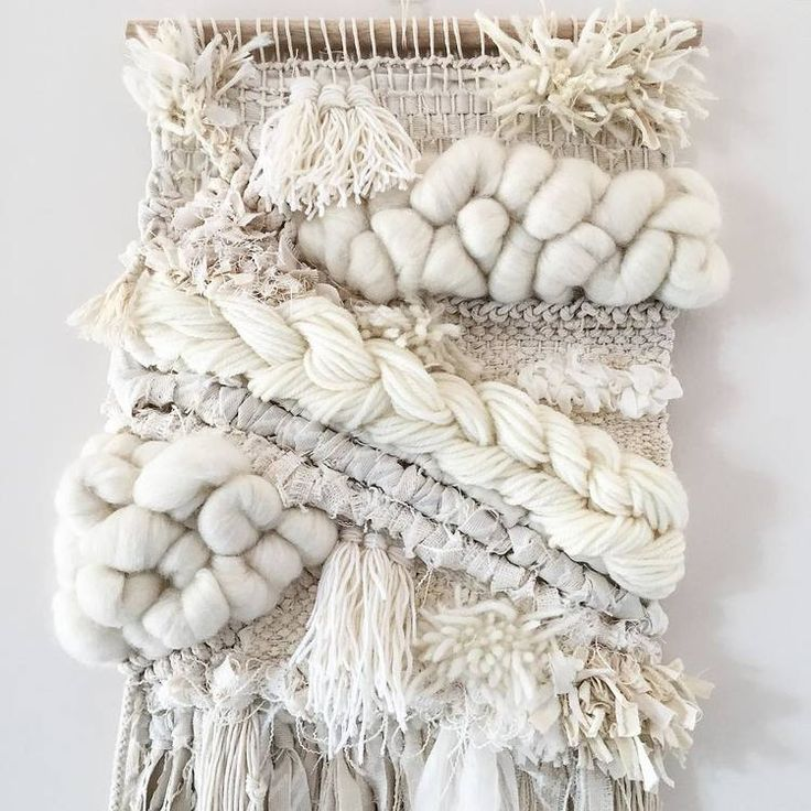 Crossing Threads, handwoven, weaving, woven wall hanging, tapestry, wool, yarn, fiber art
