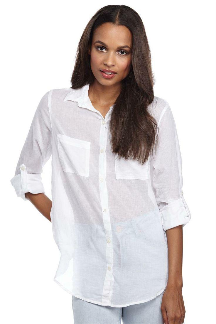 giselle cotton shirt | Cotton On
