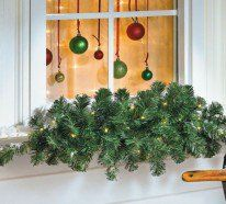 ▷ Fensterdeko Weihnachten - wieder mal tolle Ideen dafür!