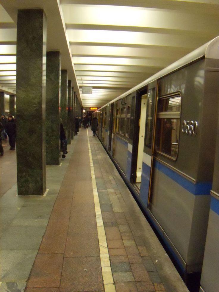 Станция метро Щелковская