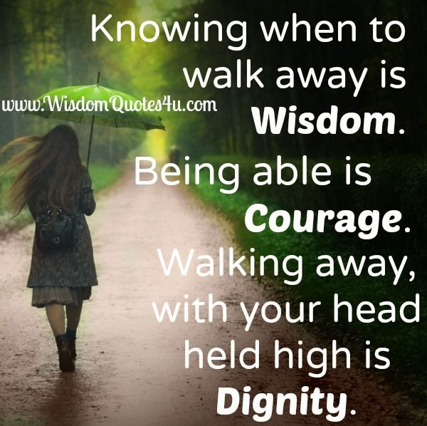 120 Best Images About Walk Away On Pinterest