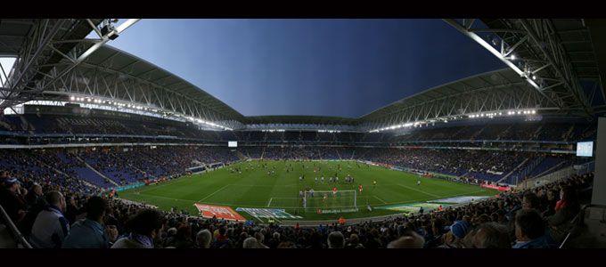 RCD Espanyol – Levante UD / Vista Gol | @GigaPan Systems Systems