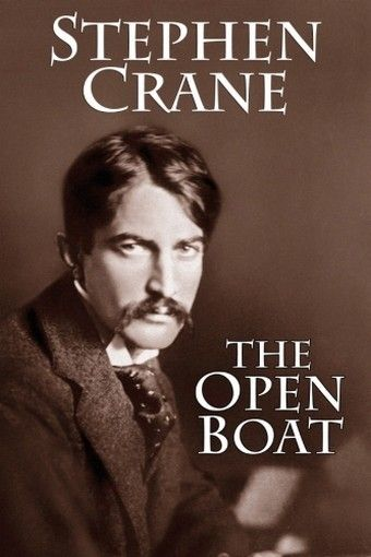 The Open Boat, by Stephen Crane (trade paperback)
