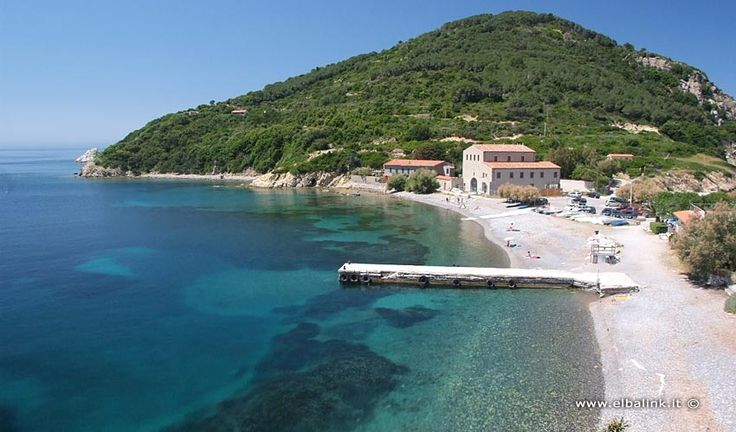 Elba Island - main beaches near our boats rental   Rent Boat Bagnaia