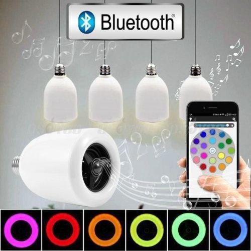 Perfect Magic Wireless Bluetooth Speaker Adjustable RGB