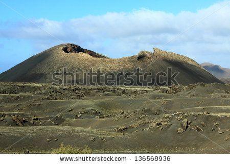 Timanfaya National Park, Lanzarote, Canary Islands