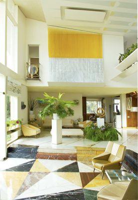 Gio Ponti Interior Design Ideas and Inspirations for your home decor. See more: http://www.brabbu.com/en/inspiration-and-ideas/