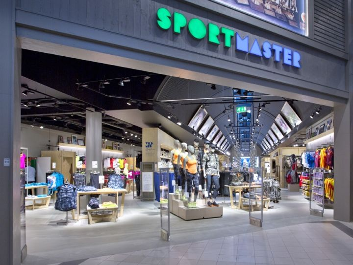 Sportmaster Flagship Store By Riis Retail Kolding Denmark Sports