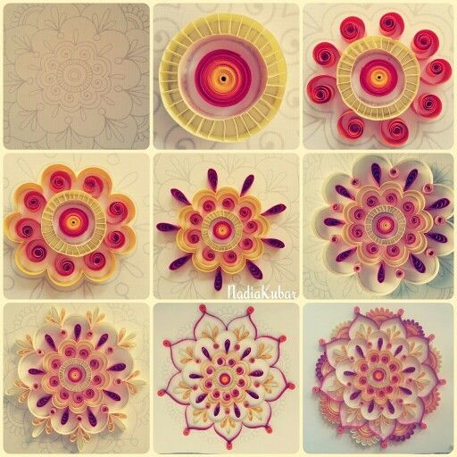paper quilling tutorial pdf free download