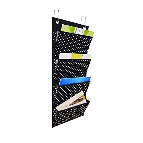 Zkoo Over The Door Hanging File Organizer Office Supplie Https
