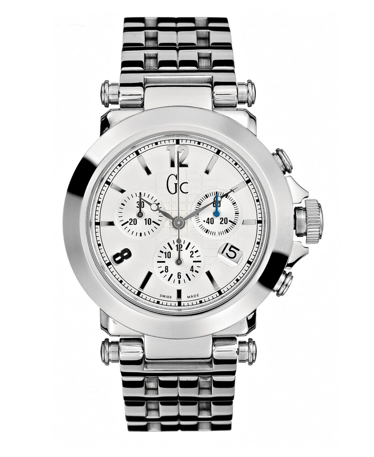 Gc Swiss Made Timepieces Watch, Men's Chronograph