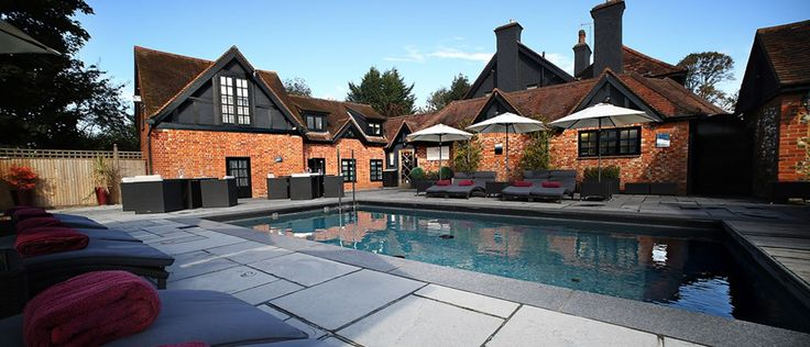 Welcome to Sanctum On The Green. Hotel & Restaurant in Cookham Dean, Berkshire.