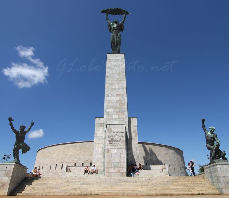 Our Statue of Liberty, Gellért hill, Budapest