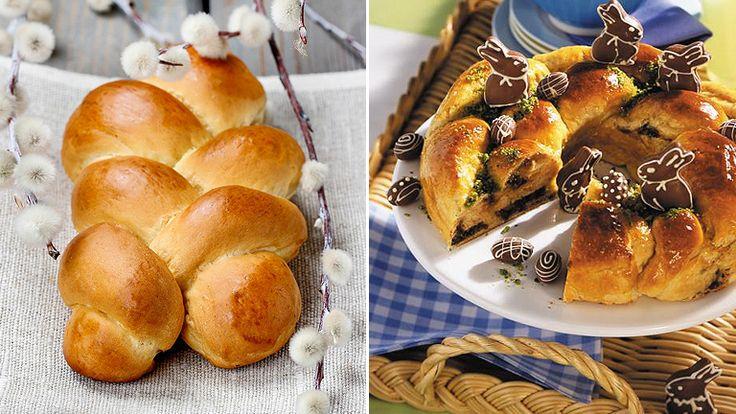 A klasszikus és a csokis húsvéti kalács - hmmm - http://www.nlcafe.hu/gasztro/20150226/husvet-2015-husveti-kalacs-csokival-recept/