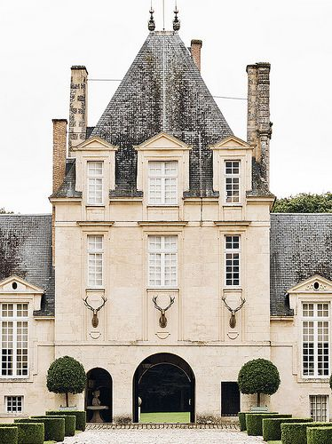 01-Hubert de Givenchy | Château du Jonchet-This Is Glamorous | by {this is glamorous}