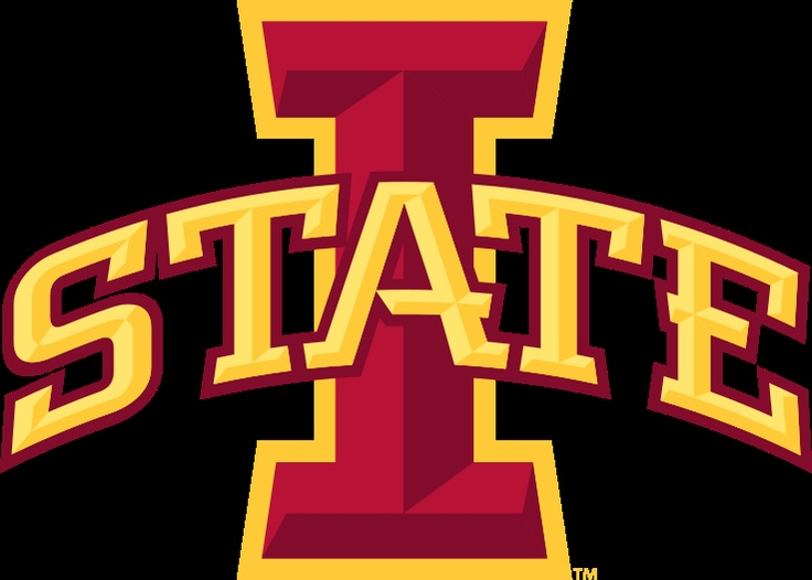 iowa state university~~ yes we have 80% hawkeye fans and the last 20% cyclone fans in our house lol