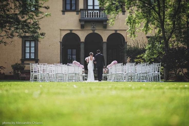 Wedding in Tuscany – Matrimonio in Toscana: Villa Bernardini – Lucca