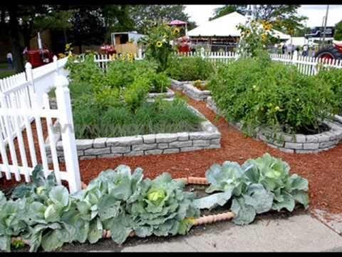 Home Garden Vegetables