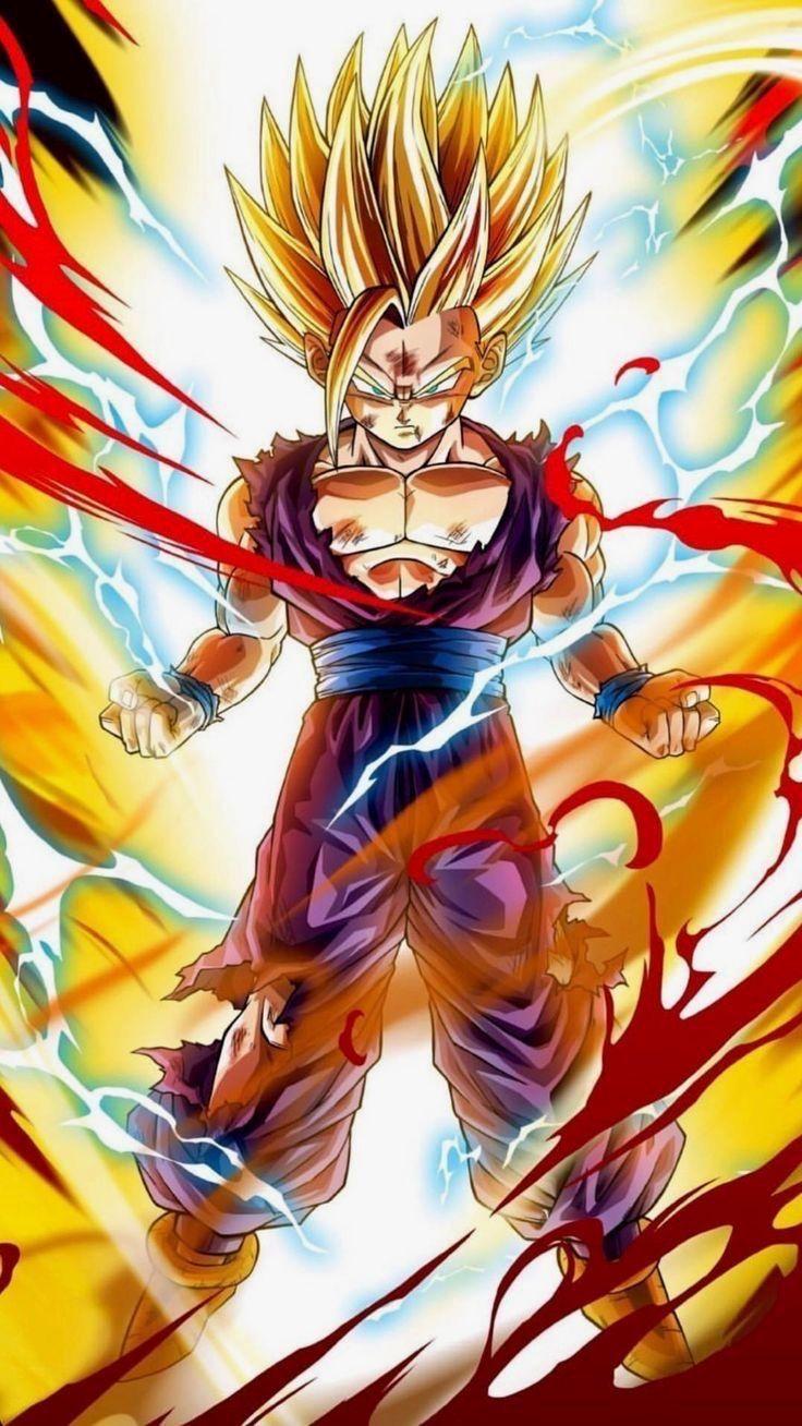Dragon Ball Z Dessin