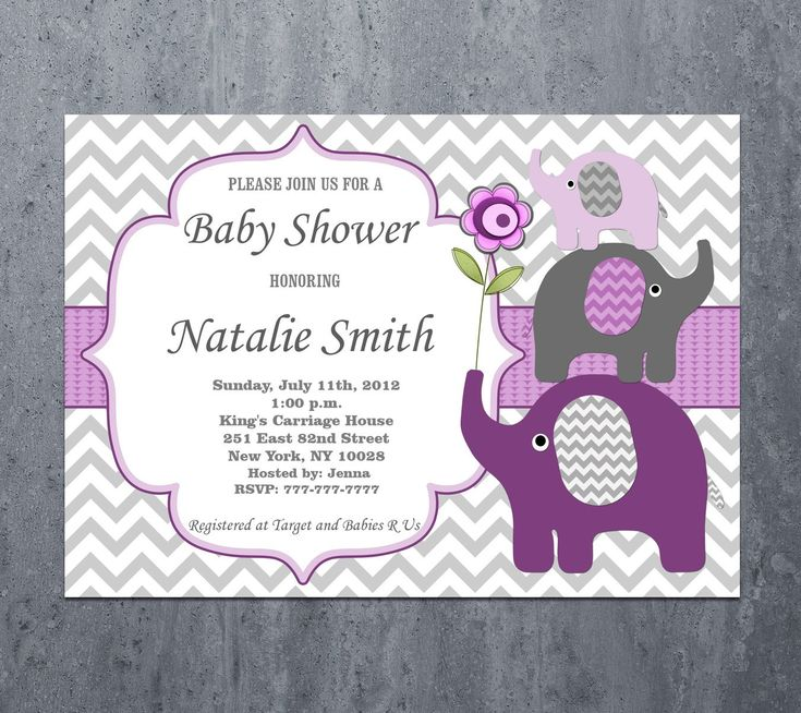 44 Best Baby Shower Invitations Images On Pinterest