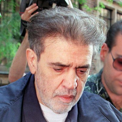 "Vincent Gigante - known as the ""Oddfather"" - was an Italian-American mobster, boss of the Genovese crime family. He was known to wander the streets of Greenwich Village in a bathrobe, an elaborate act to make him seem insane. In 2003, this bizarre gangster admitted to have faked his mental problems for decades to protect him while on trial. He died in 2005 at medical center for federal prisoners."