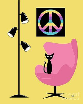 Peace Symbol by Donna Mibus