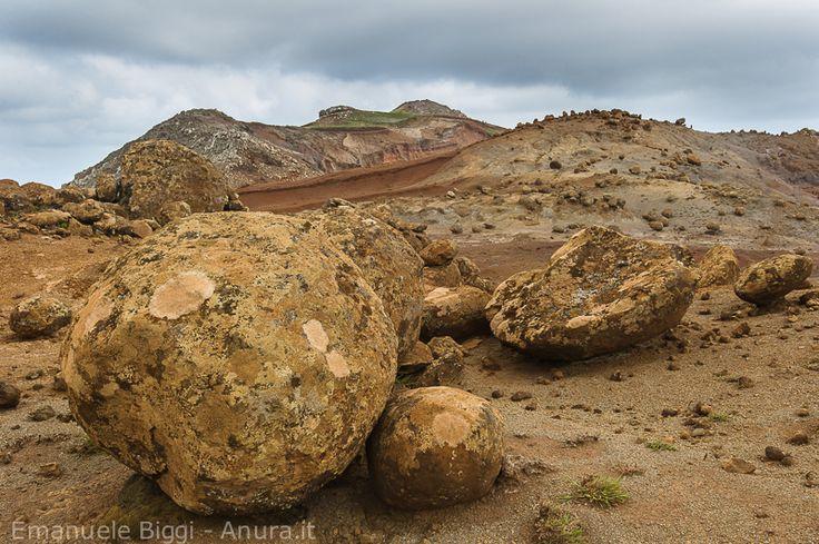 Landscape, Deserta Grande (Madeira, Portugal)