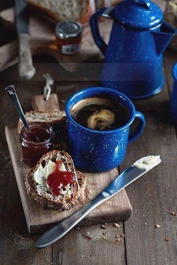 Tartines et café