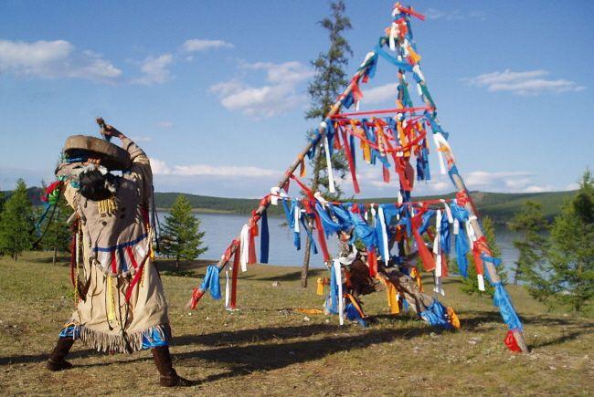 몽골의 민속 신앙
