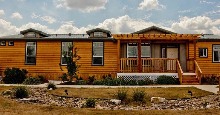 Log cabin   Clayton Homes Seguin  House styles Clayton