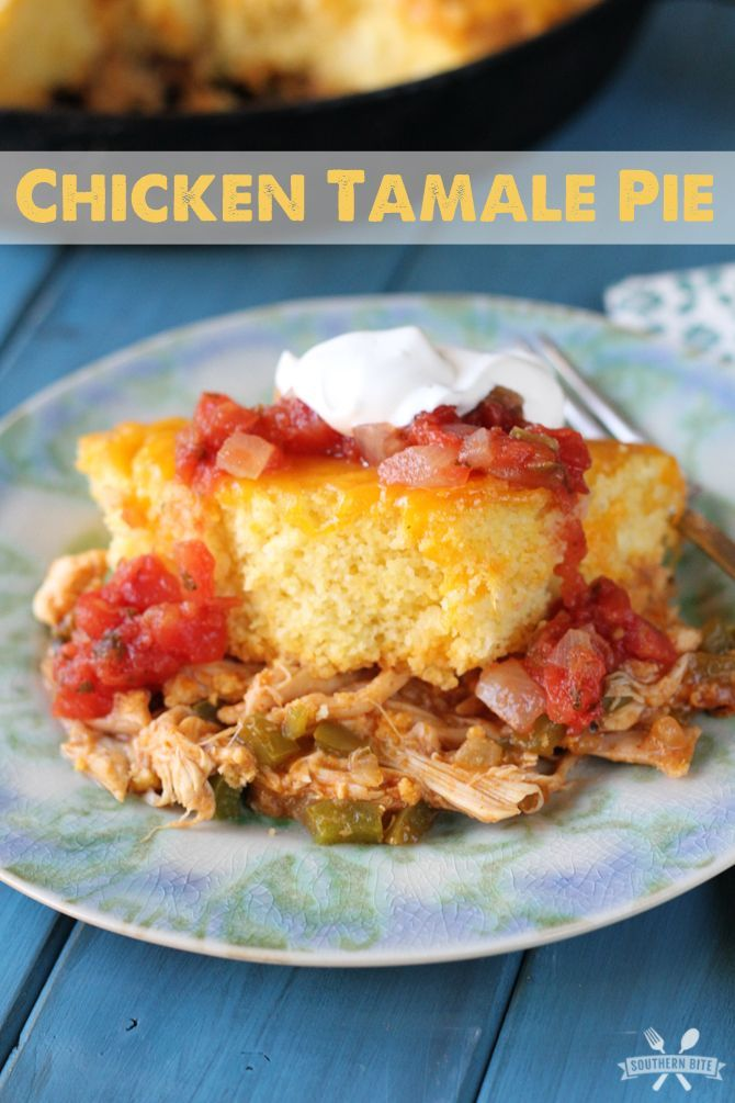 ... Tamale Pie | Recipe | Chicken tamales, Chicken tamale pie and Tamale