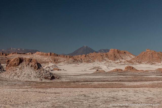 Vale de la Luna em San Pedro de Atacama