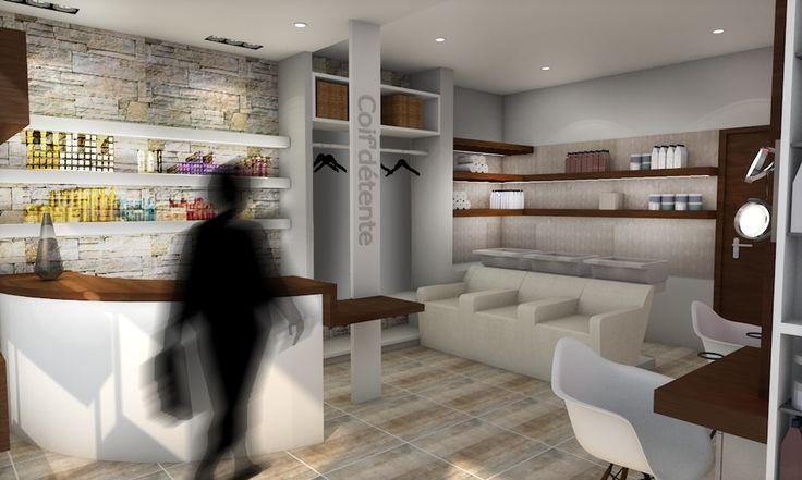 Rénovation Salon de Coiffure Lyon 3