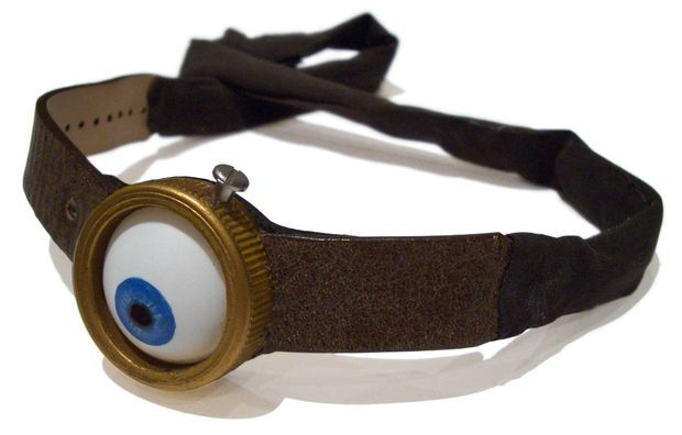 DIY Mad Eye Moody eyeball