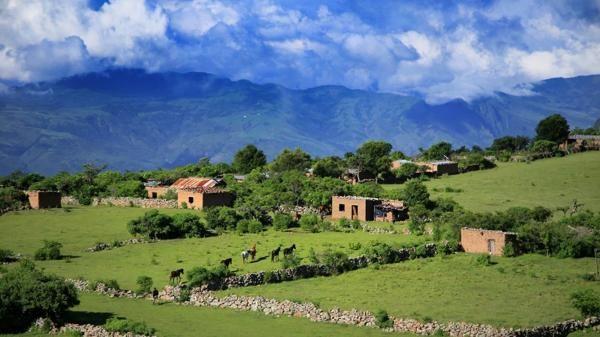 En el pueblo llegaron a vivir 400 habitantes, que migraron por la escasez de…