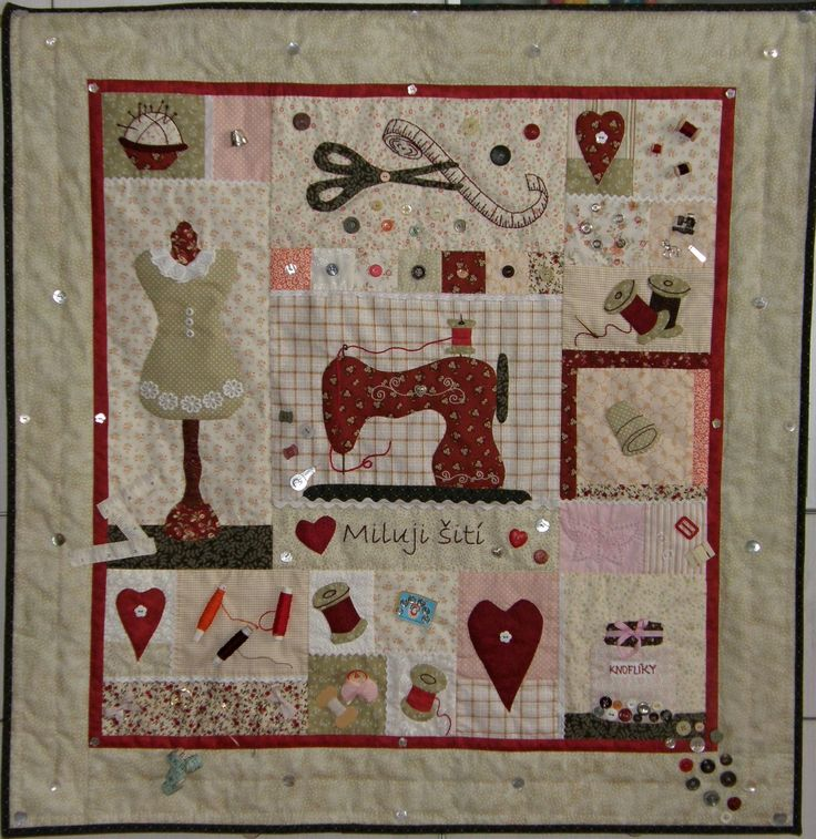 Andrea patchwork