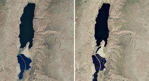 Dead Sea – Jordan, Israel, Palestine
