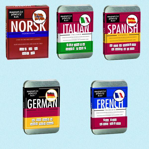 Kjøleskapsmagneter Språk fra Ruth66. Om denne nettbutikken: http://nettbutikknytt.no/ruth66-no/