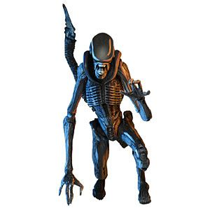 Alien 3 Video Game Dog Alien Action Figure Additional Image
