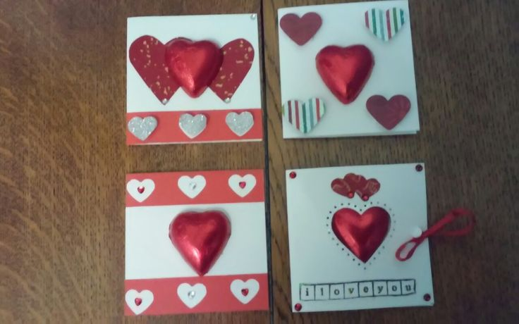 A few more valentine cards